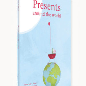 Online styling boek presents around the world