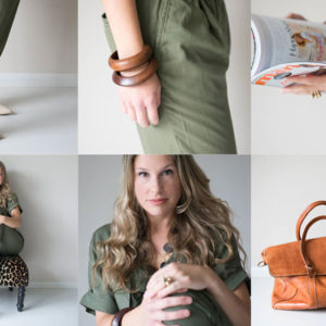 Online styling model collage trainingen kleuradvies